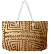 Patterns Of The Old Ones Weekender Tote Bag