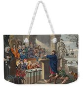 Paul Before Felix, Illustration Weekender Tote Bag