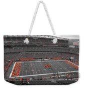 Paul Brown Stadium Weekender Tote Bag