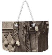 Paul Duchaillu (1831-1903) Weekender Tote Bag