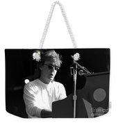 Paul Mccartney - Magical Piano Weekender Tote Bag