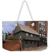 Paul Revere House Weekender Tote Bag by David Davis