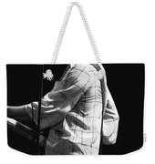 Paul On The Burnin Sky Tour 1977 Spokane Weekender Tote Bag