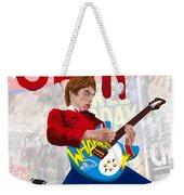 Paul Weller Wham Weekender Tote Bag