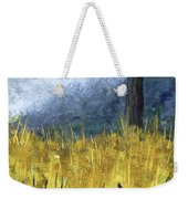 Pauls Tree Weekender Tote Bag
