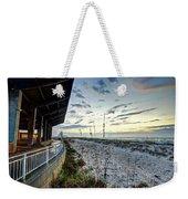 Pavilian And The December Sunrise Weekender Tote Bag