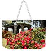Pavilion And Azaleas  Weekender Tote Bag
