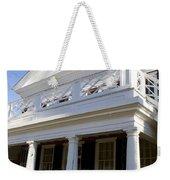 Pavillion Vi University Of Virginia Weekender Tote Bag