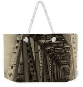 Paving The Way Forward Weekender Tote Bag