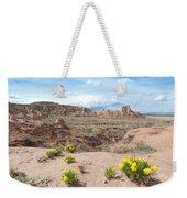 Pawnee Buttes Colorado Weekender Tote Bag