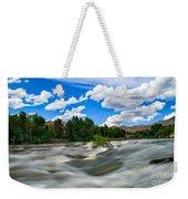 Payette River Weekender Tote Bag