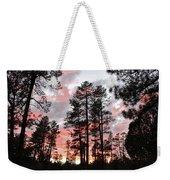 Payson Pines Sunset Weekender Tote Bag
