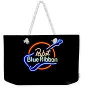 Pbr Guitar Weekender Tote Bag