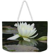 Peace And Enlightment Weekender Tote Bag