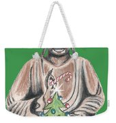 Peace And Goodwill One Weekender Tote Bag