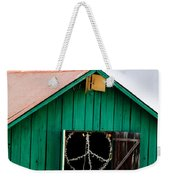 Peace Barn Weekender Tote Bag