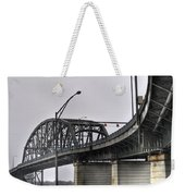 Peace Bridge 00a  Weekender Tote Bag