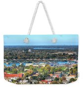Peace Bridge Autumn 2013 Weekender Tote Bag