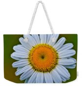Peace Daisy Weekender Tote Bag