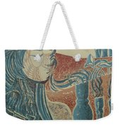 Peace Inside Us Weekender Tote Bag