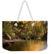 Peace Like A River Weekender Tote Bag