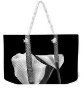 Peace Lilies Weekender Tote Bag