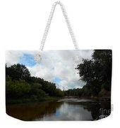 Peace River 3 Weekender Tote Bag
