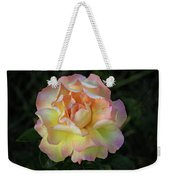 Peace Rose Weekender Tote Bag