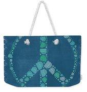 Peace Symbol Design - Tq19at02 Weekender Tote Bag
