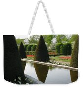 Peace Upon You. Keukenhof In Spring Weekender Tote Bag