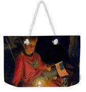 Peaceable Kingdom Weekender Tote Bag