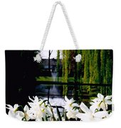 Peaceful Canal Weekender Tote Bag