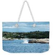Peaceful Cove Weekender Tote Bag