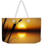 Peaceful Dawn Weekender Tote Bag