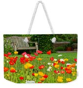 Peaceful Interlude Weekender Tote Bag