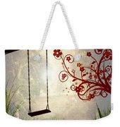 Peaceful Morning Glow Weekender Tote Bag