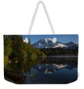 Peaceful Mountain Serenity Weekender Tote Bag