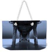 Peaceful Pacific Weekender Tote Bag