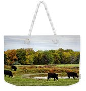 Peaceful Pastures Weekender Tote Bag
