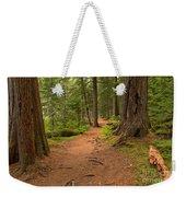 Peaceful Path To Cheakamus Lake Weekender Tote Bag