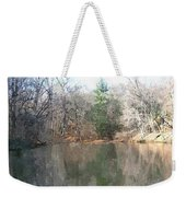 Peaceful Retreat 2 Weekender Tote Bag