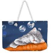 Peaceful Sleep Weekender Tote Bag