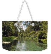 Peaceful Spring Weekender Tote Bag