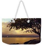 Peaceful Sundown On Hilo Bay - Hawaii Weekender Tote Bag