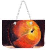 Peach 1 Weekender Tote Bag