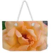 Peach Enchantment Weekender Tote Bag
