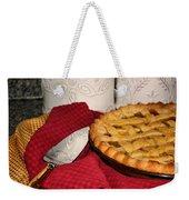 Peach Pie Weekender Tote Bag