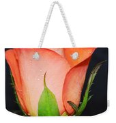 Peach Relish Weekender Tote Bag