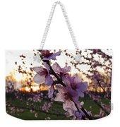 Peachy Sunset 2014 #2 Weekender Tote Bag