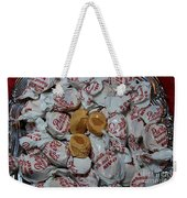 Peanut Butter Kisses - Candy - Sweets - Treats Weekender Tote Bag